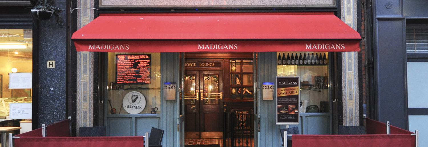 Madigans North Earl Street