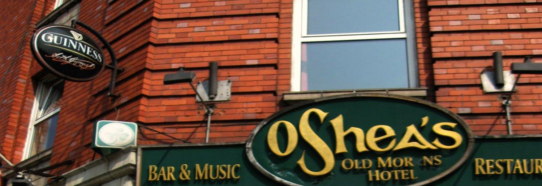 O'Sheas Hotel