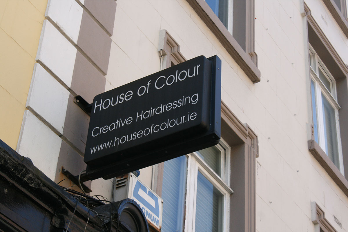 house of colour 2 - House Pictures To Colour 2