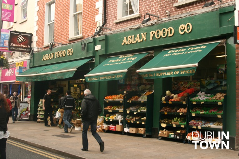 Asian Food Co 1