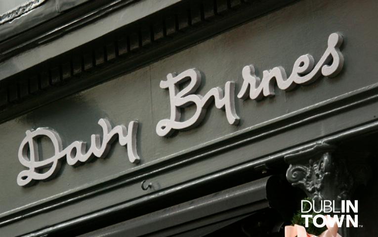 Davy Byrnes 1