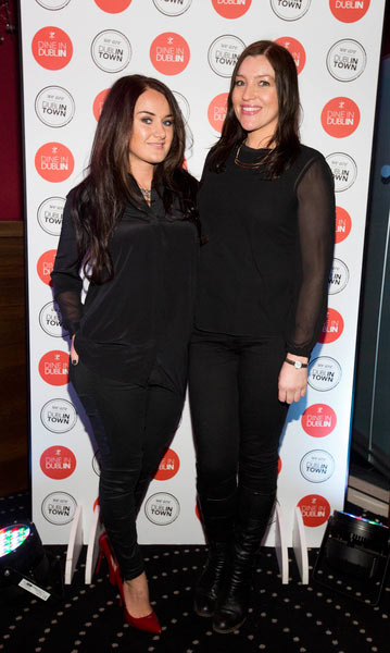 Noelle O'Reilly and Marcella O'Shaughnessy