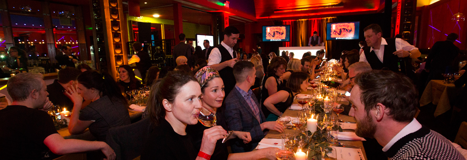 Dine in Dublin Launch 2015