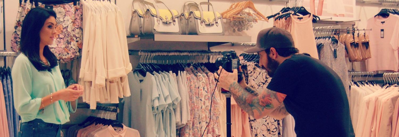 Suzanne Jackson Fashion Beauty Jervis Shopping Centre