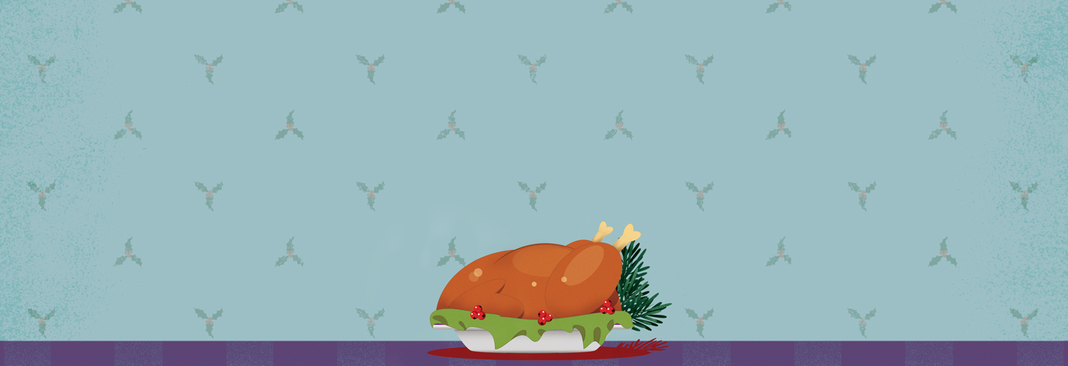 Win a Christmas Dinner a Day with Luas