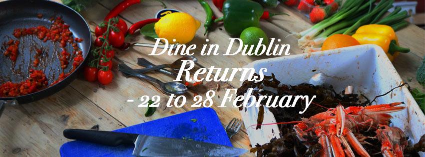 Dine in Dublin 2016