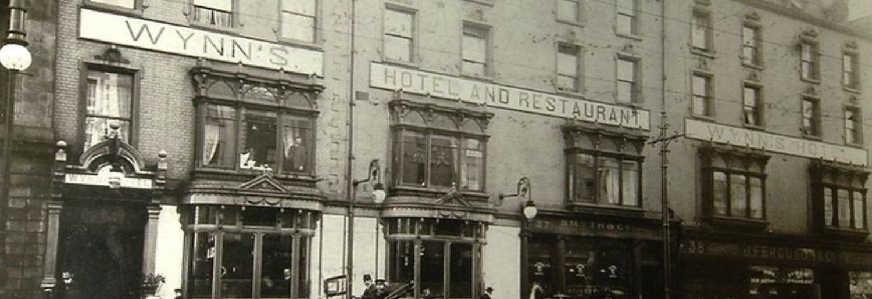 Dine in history – Wynn's Hotel Easter 2016 Menu