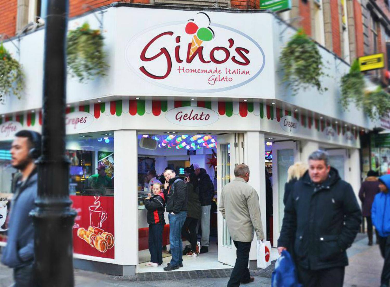 Gino's Gelato, Henry Street