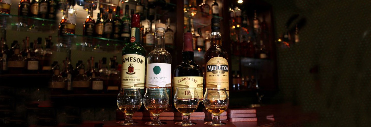 New Secret Whiskey Bar in DublinTown