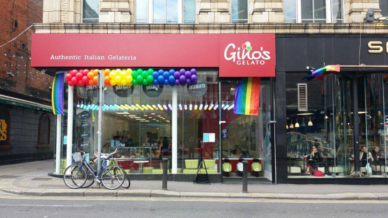 Gino's Gelato, George's St
