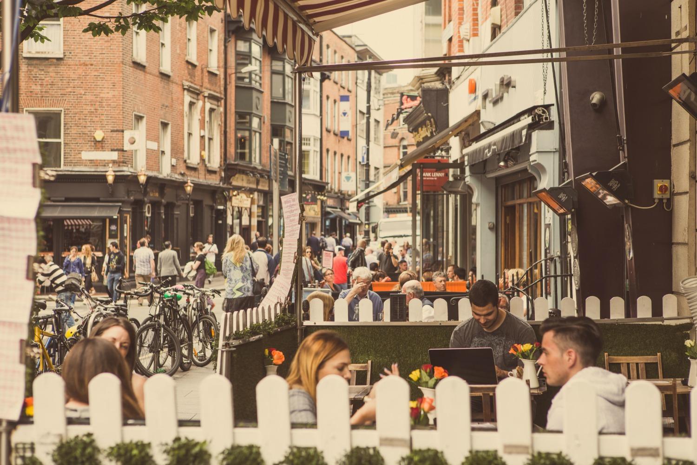 9 Outdoor Foodie Venues In Dublin