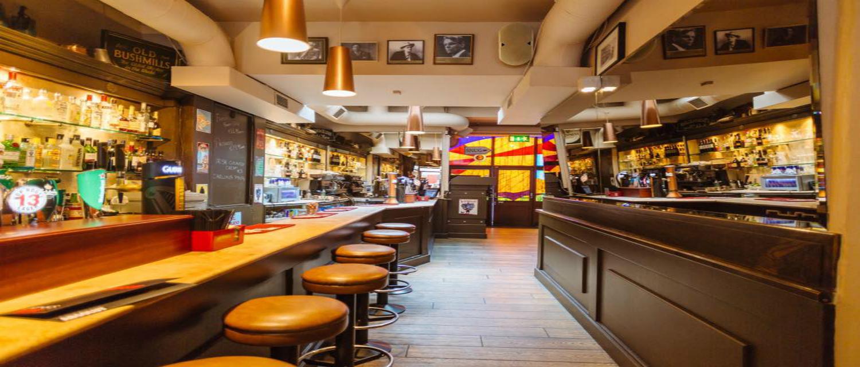 Rush bar dine in dublin dublin 39 s food restaurant for Bar food dublin 2