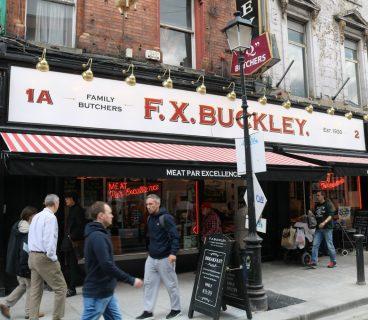 FX Buckley Butchers Talbot Street