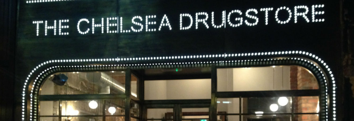 The Chelsea Drugstore