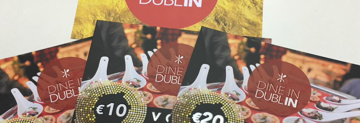 Dine In Dublin Vouchers Dine In Dublin