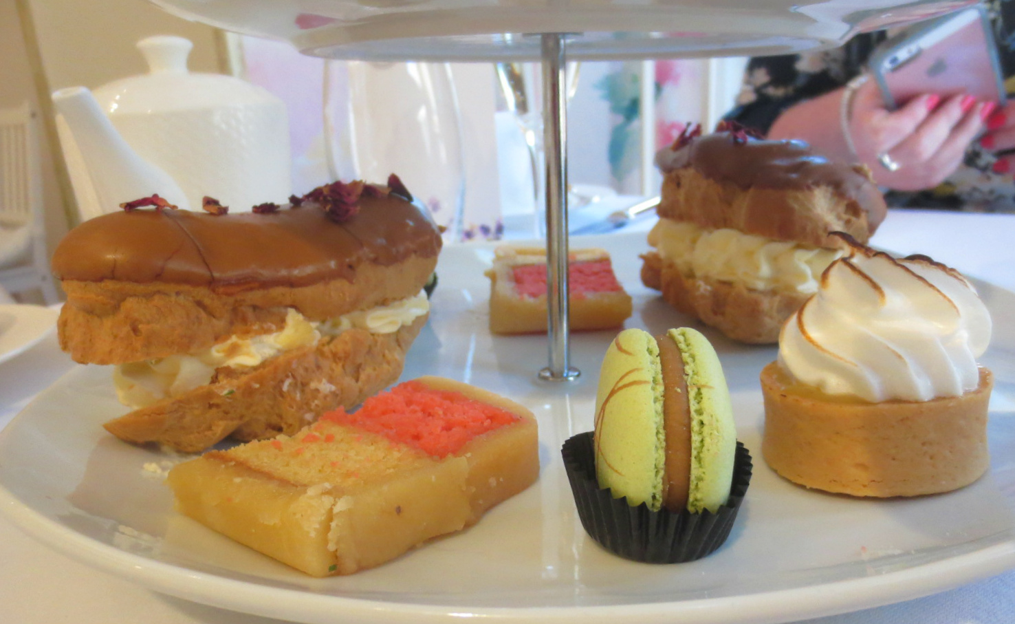 Enjoy Afternoon Tea at Arnotts for a Limited Time