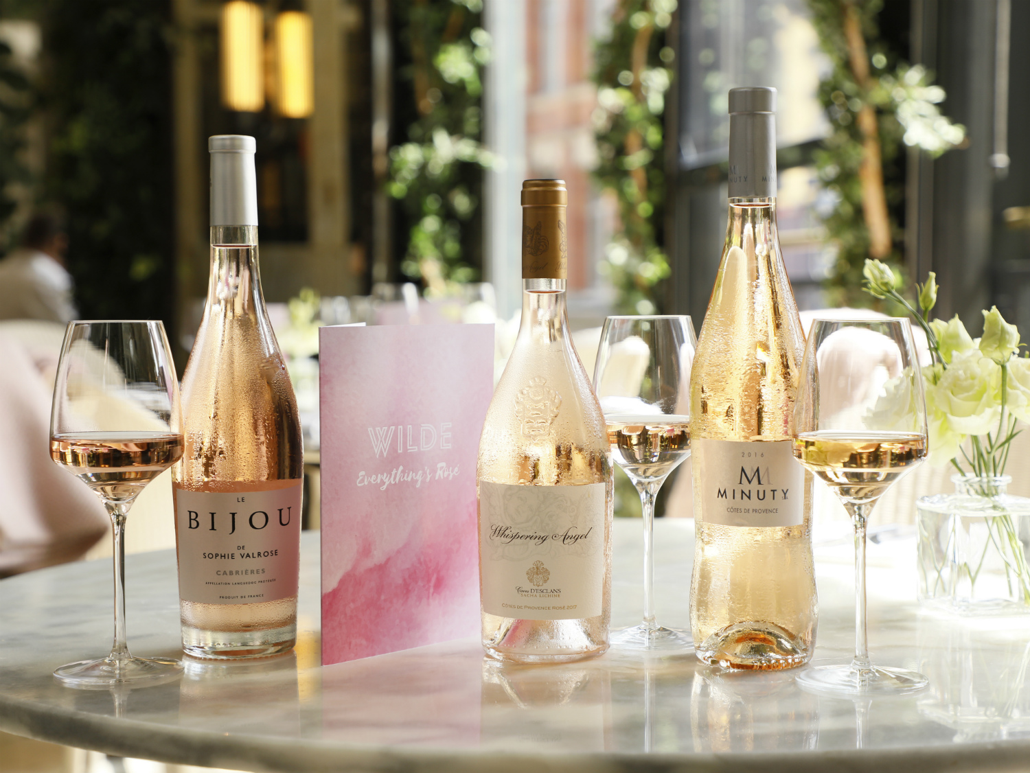 WILDE Toasts Summer with their Everything's Rosé Tasting