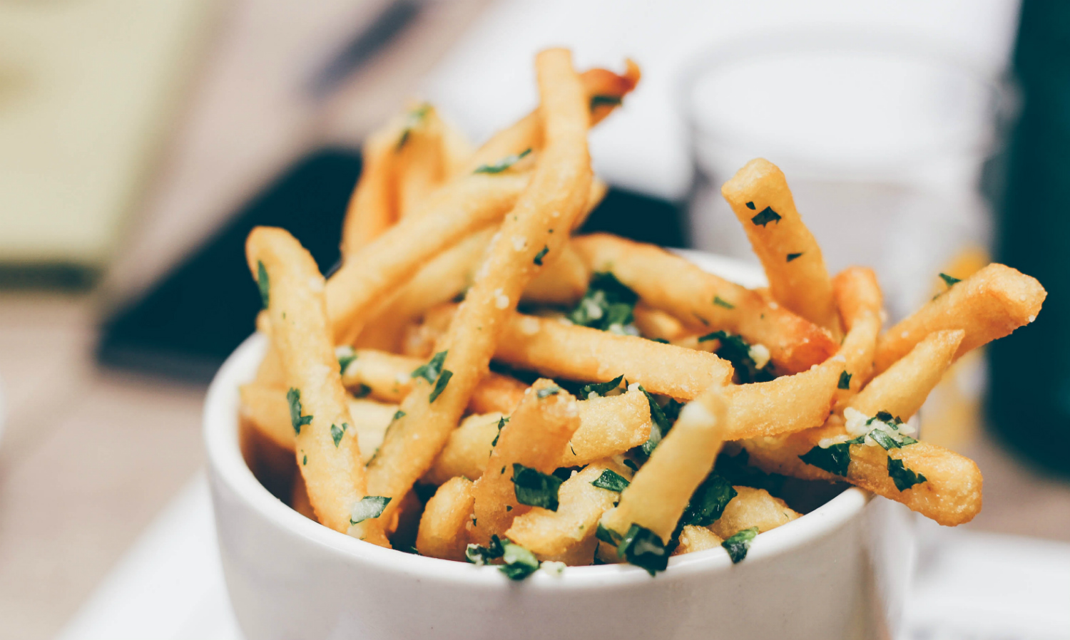 Friday the 13th July is French Fries Day