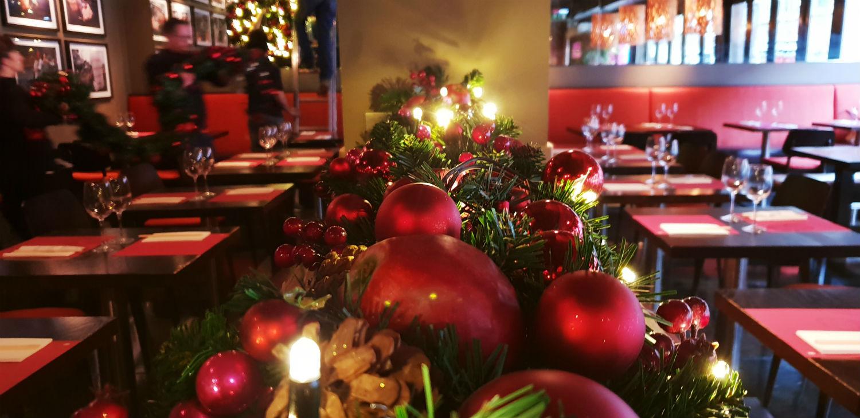 Saba sparkle with their Christmas Cocktails