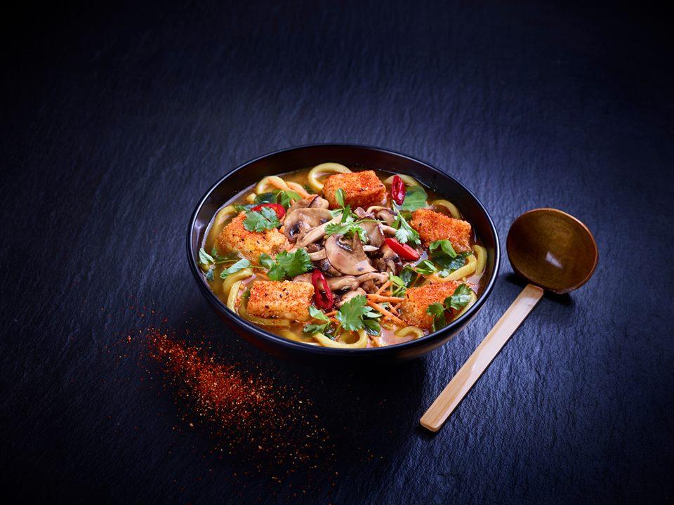 Wagamama Announce full Vegan Menu!