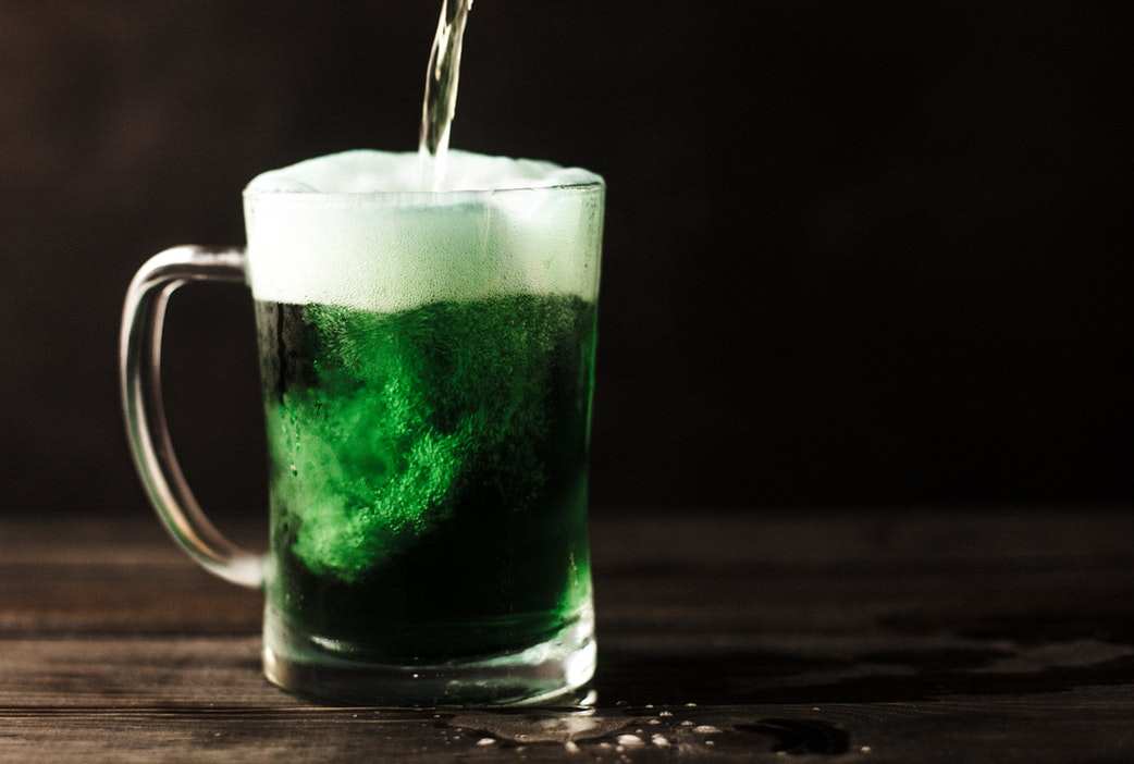 Celebrate St.Patrick's Day with Press Up Entertainment