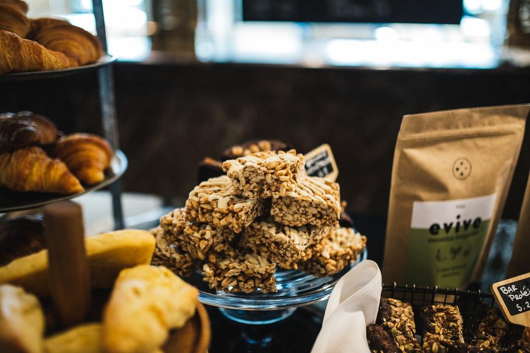 Healthy Snacks in Dublin City Centre