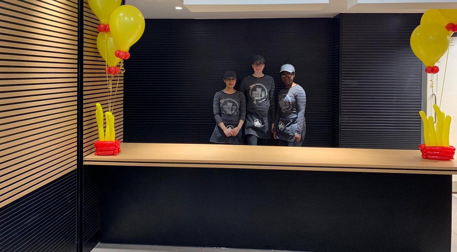 McDonald's Flagship Restaurant on Grafton Street has Reopened it's Doors
