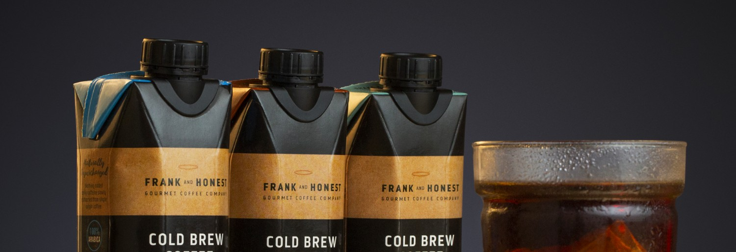 Frank and Honest Launch Cold Brew Range