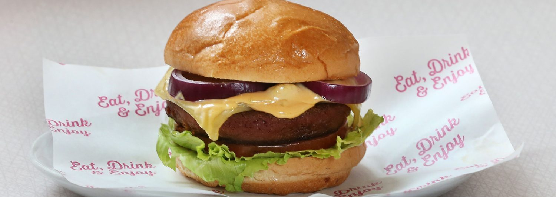 Eddie Rocket's Launches New Vegan Burger